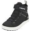 Viking Skien Mid GTX Shoes Kids Black/White